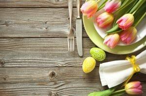 Easter Brunch in Buckhead Atlanta